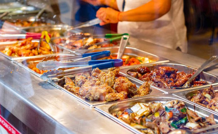 buffet chichen itza