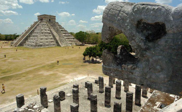 visiter chichen itza mexique