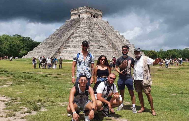 Excursion chichen itza