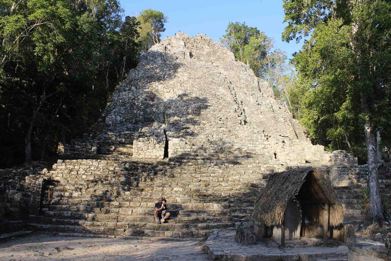 temple maya coba