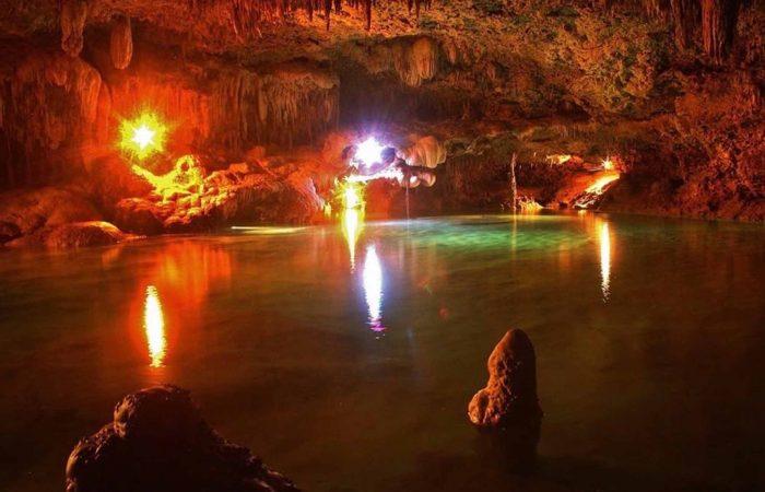 grotte playa del carmen