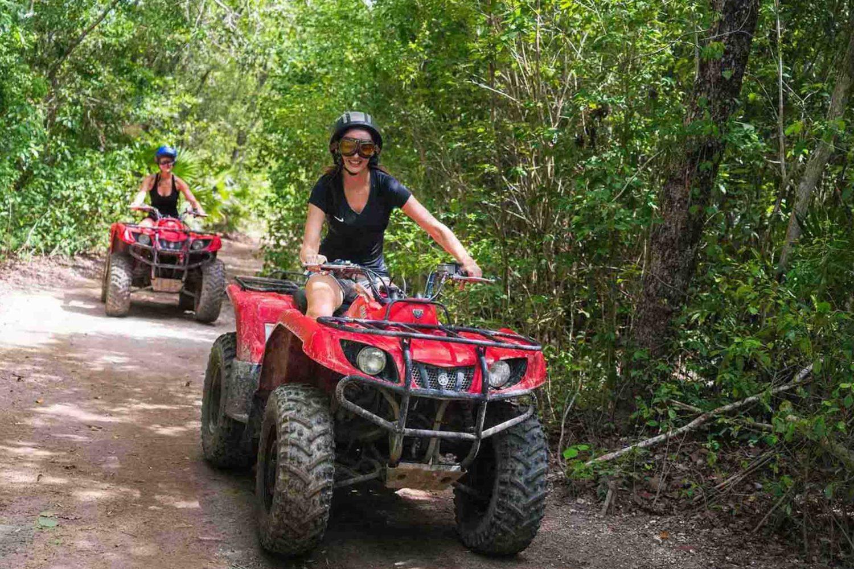 quad riviera maya