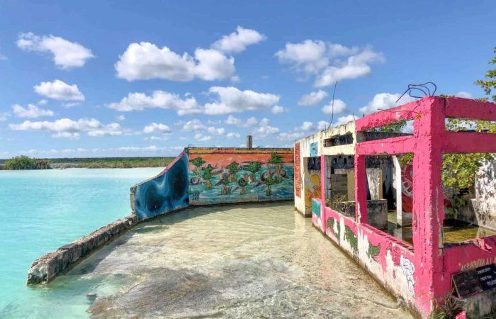canal des pirates bacalar