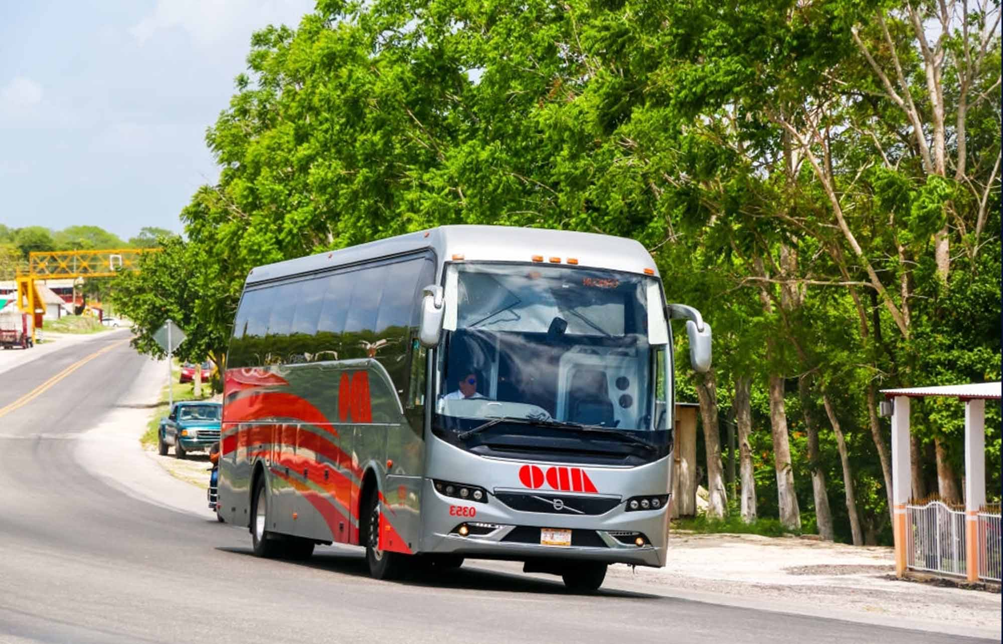 aller à holbox en bus