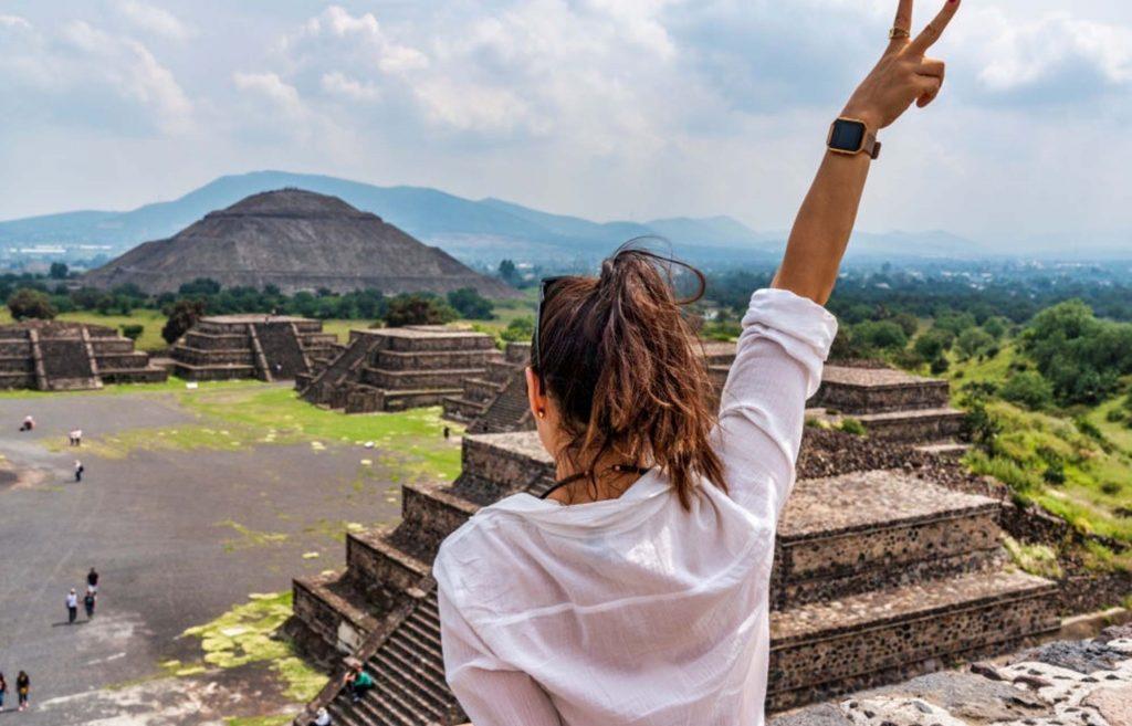 pyramides maya mexique