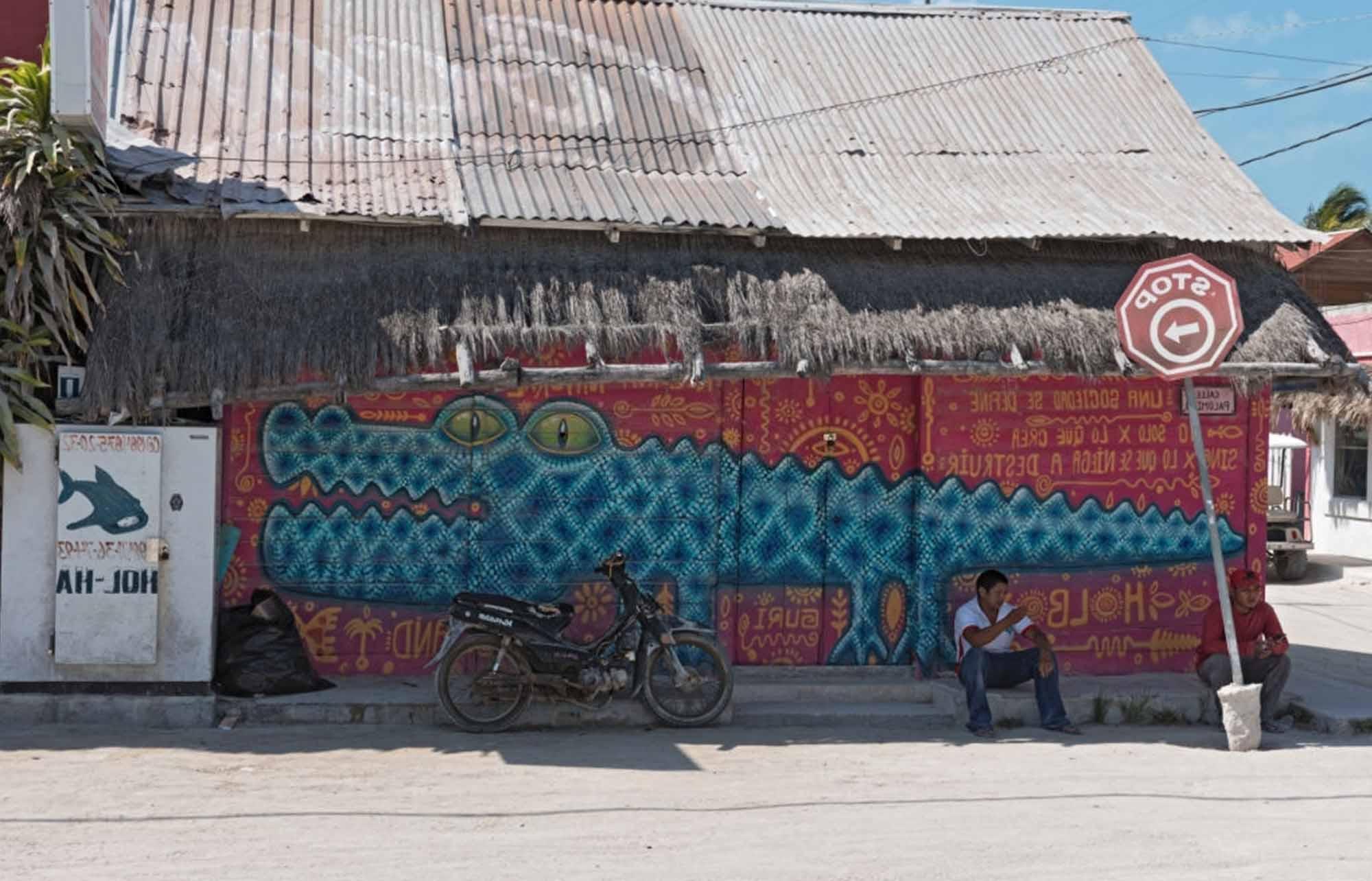 holbox fresques