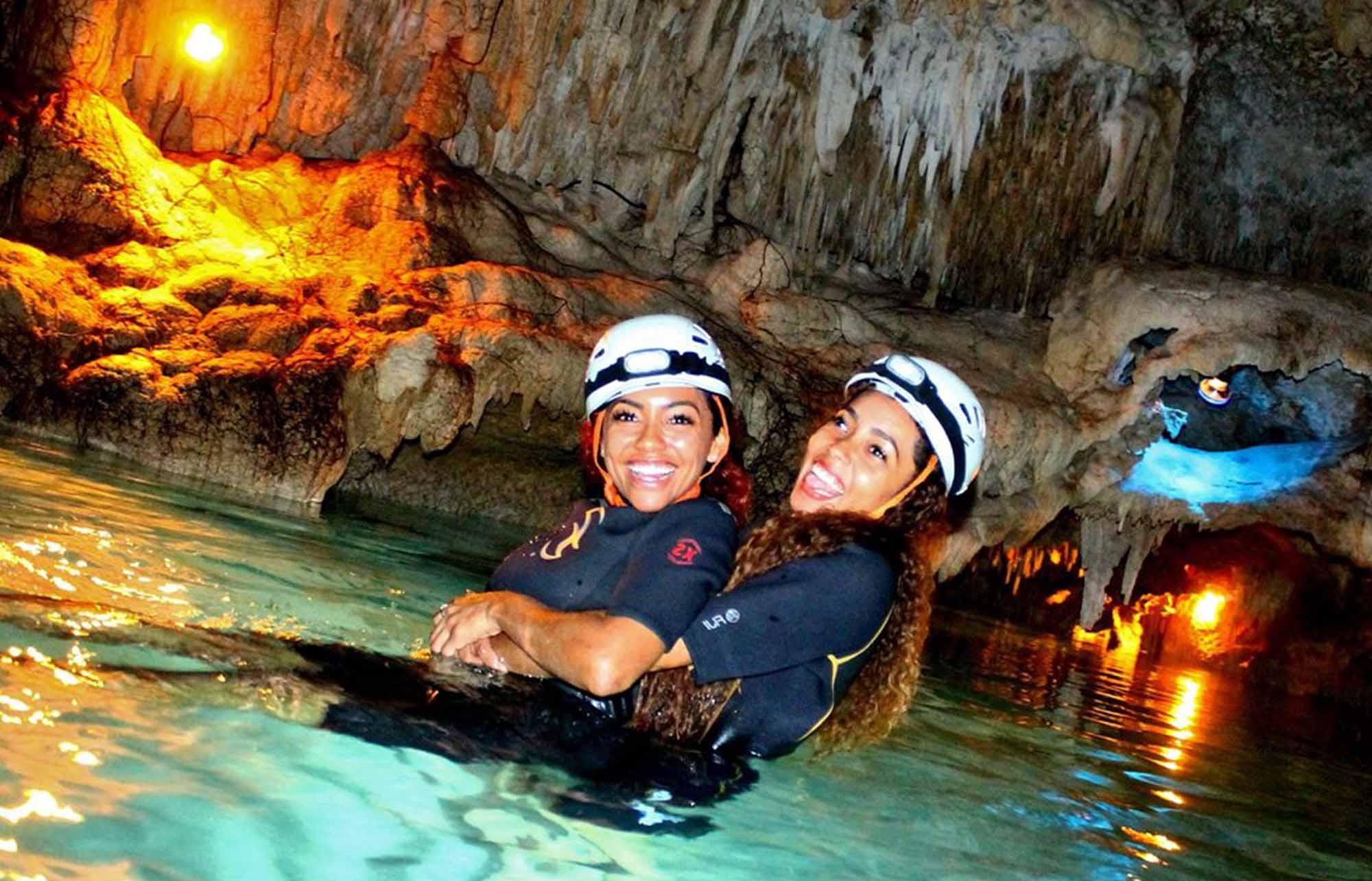 Playa Del Carmen grotte