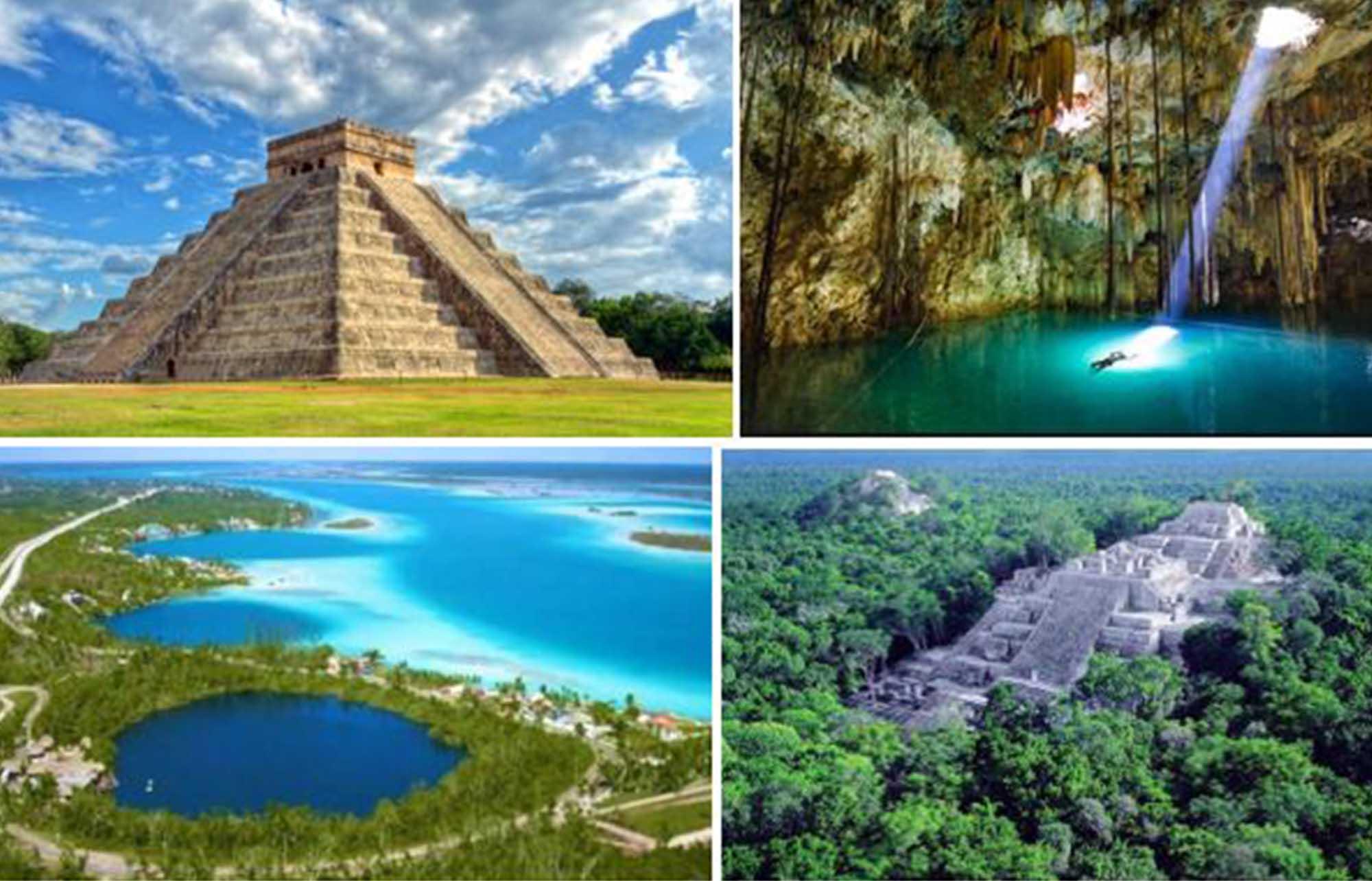 10 bonnes raisons de voyager au mexique