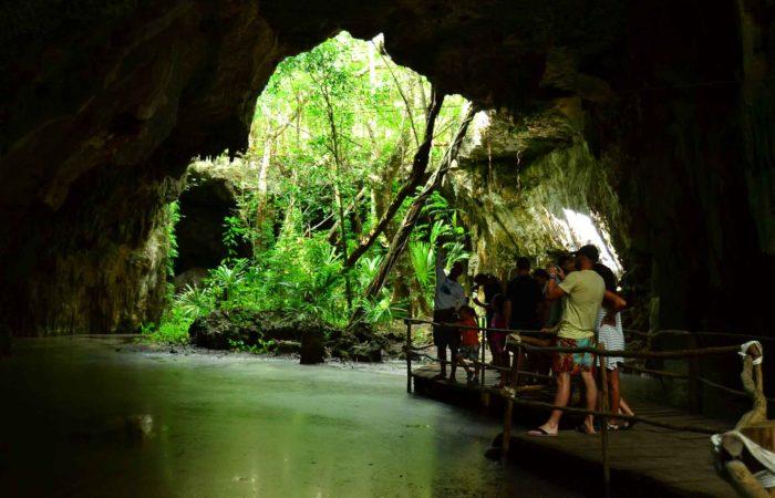 cenote caracol excursion