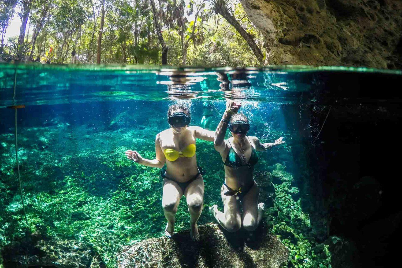 Cenote Akumal