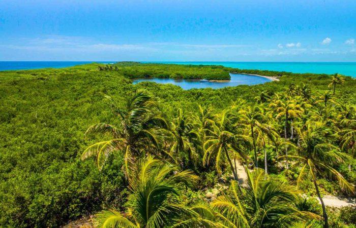 ile vierge riviera maya
