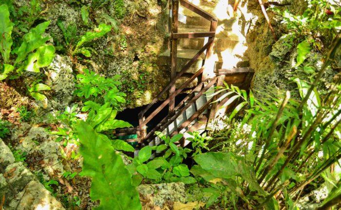 visite guidée cenote playa del carmen