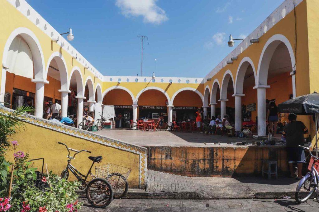 izamal marché municipal