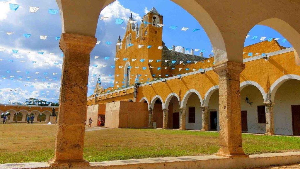 couvent izamal