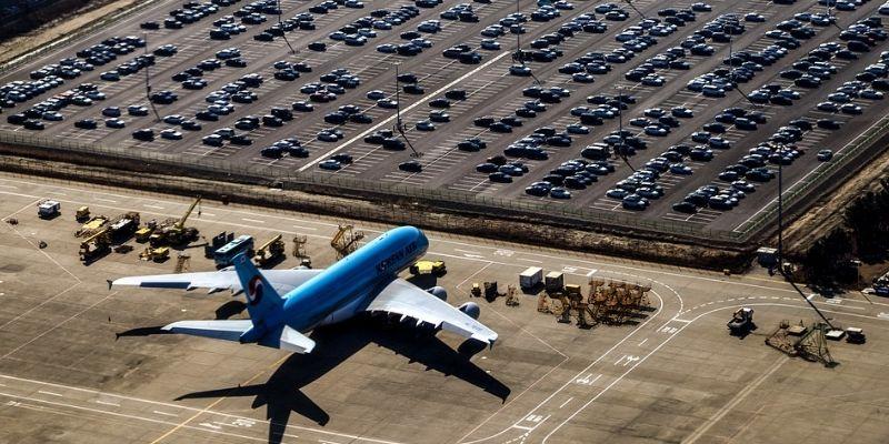 economiser parking aéroport
