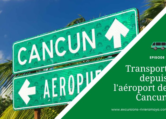 transport aéroport de Cancun