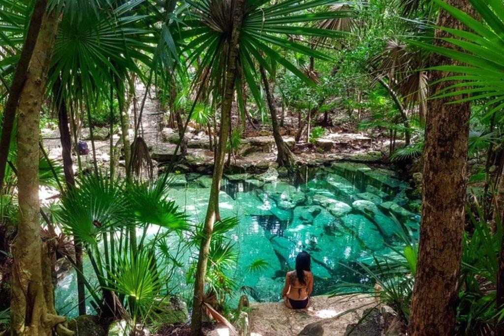 Cenotes à playa del carmen
