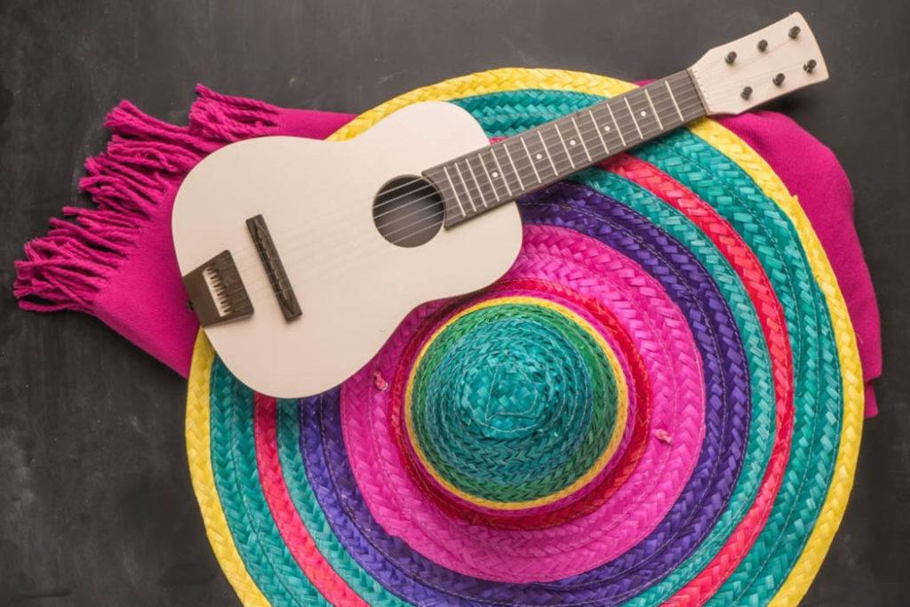 chapeau mexique