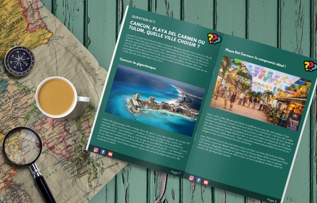 Guide de voyage riviera maya