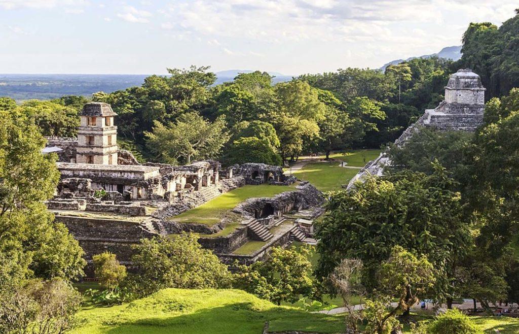 palenque pyramide