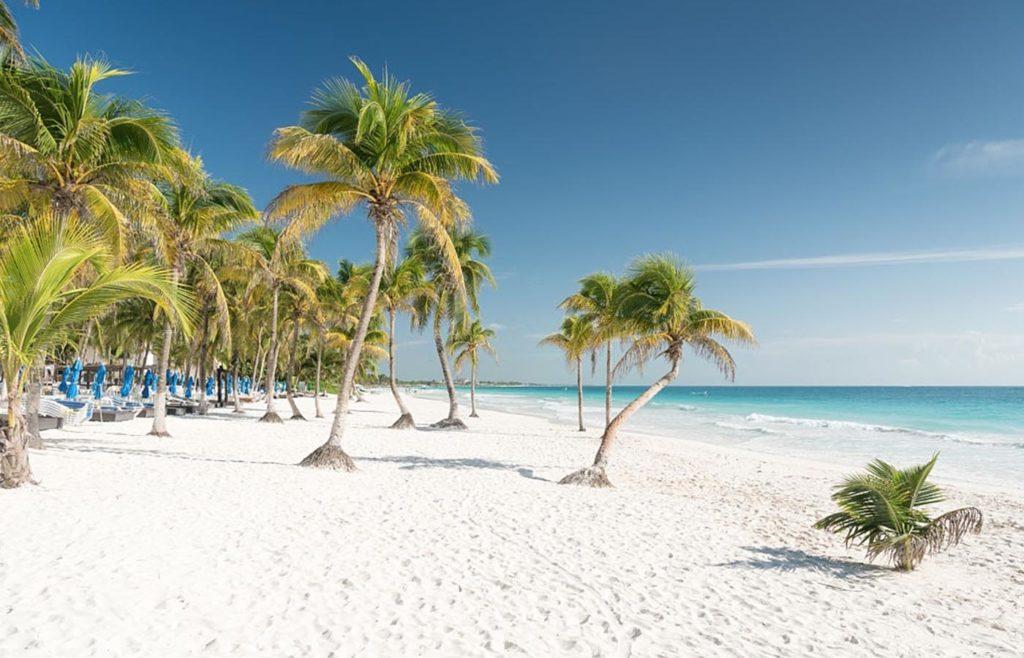 plage de tulum playa paraiso