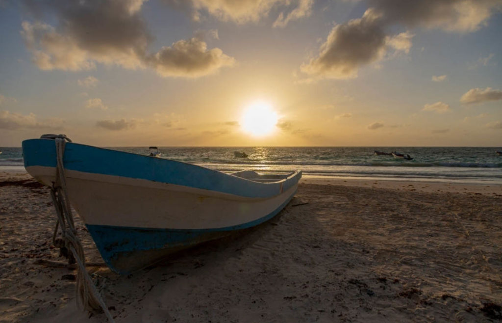 playa santa fe tulum