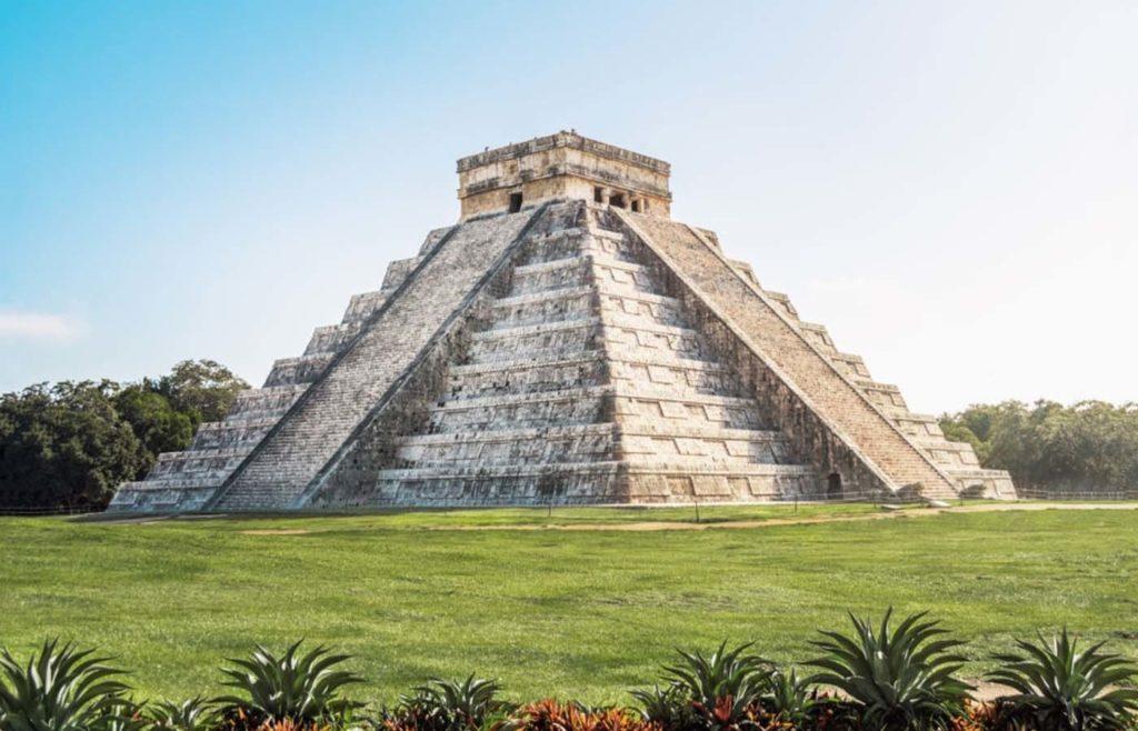 kukulcan pyramide
