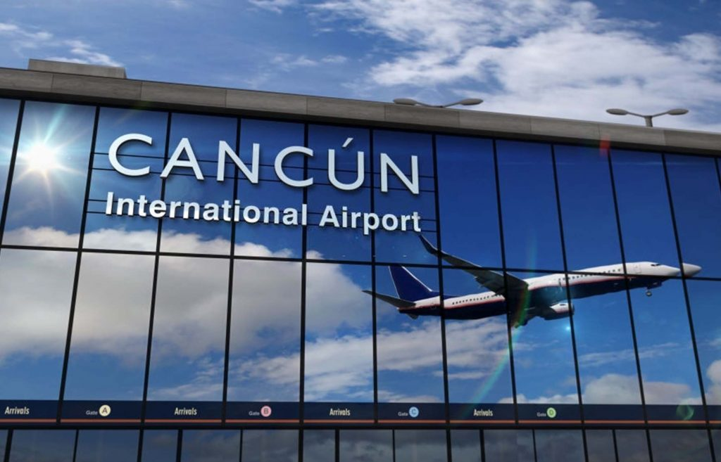 transfert aéroport de cancun