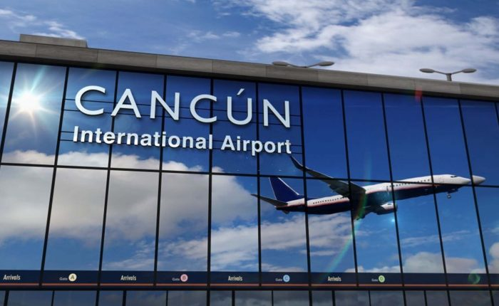 transfert aéroport de cancun