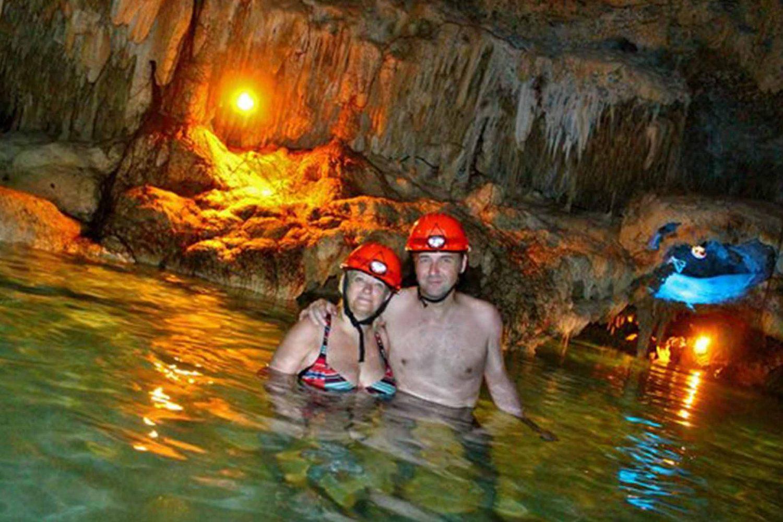 Cenote Playa Del Carmen rivière