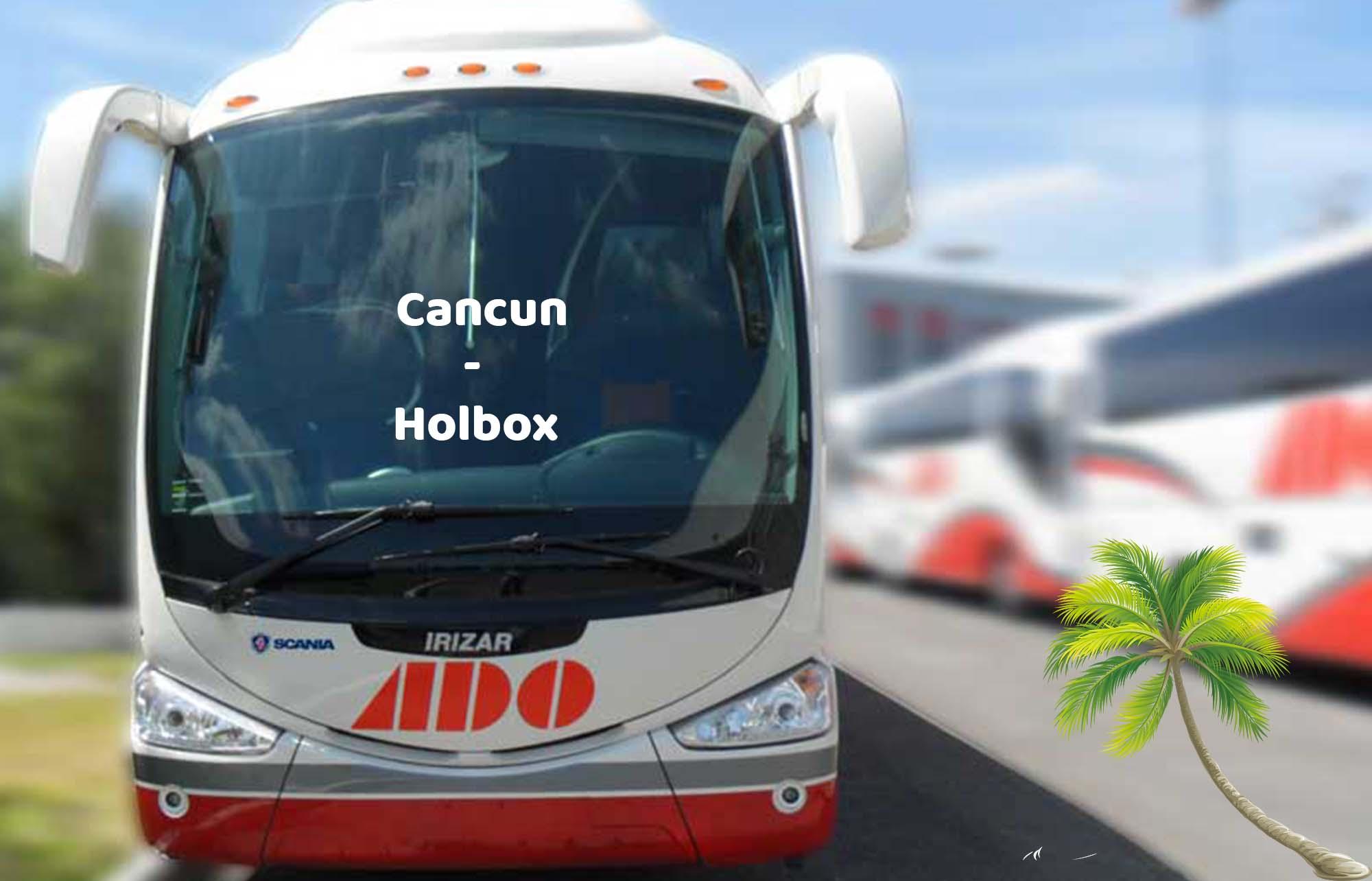 De cancun à Holbox
