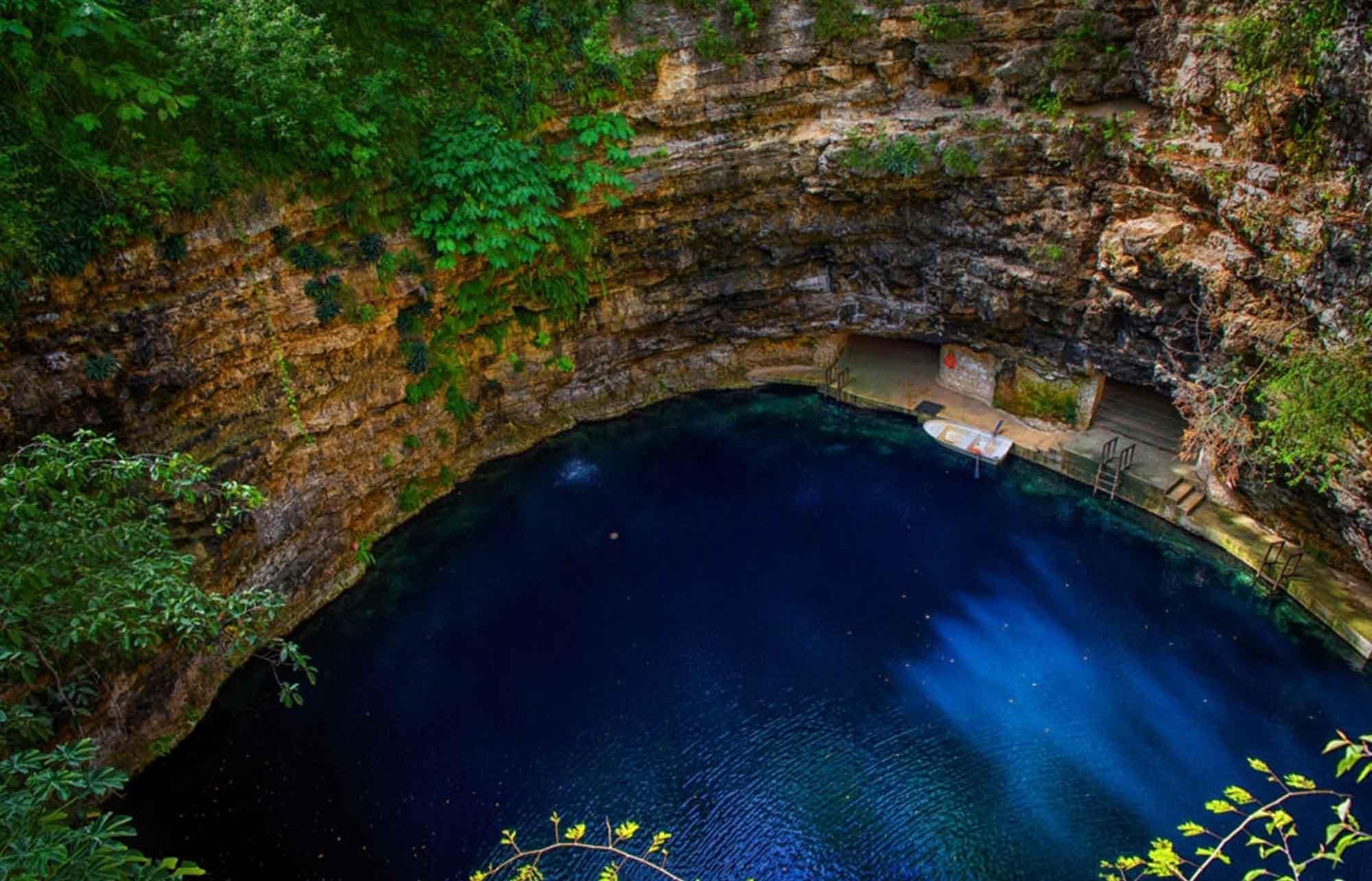 Cenotes autour de Chichen Itza