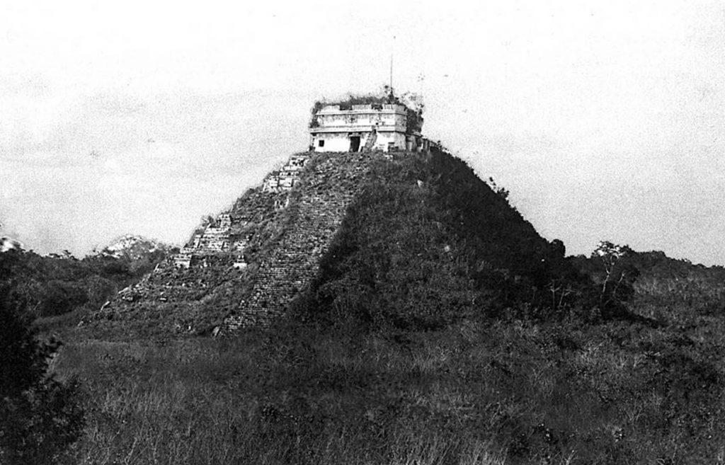 découverte de Chichen Itza