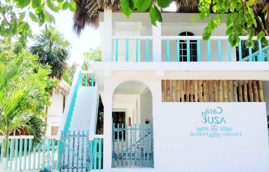 casa azul à holbox