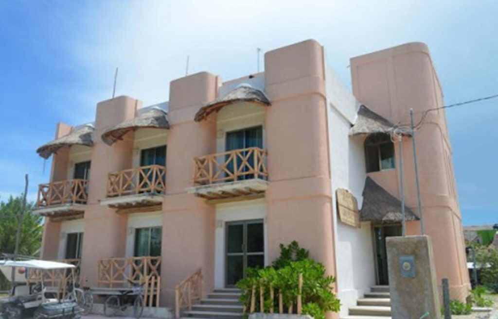 Casa Loa sur l'île d'Holbox