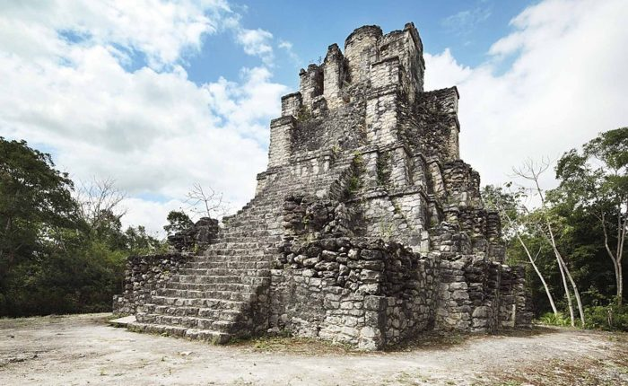 muyil ruines