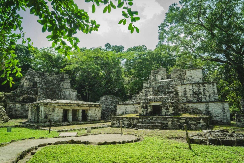 site archéologique muyil
