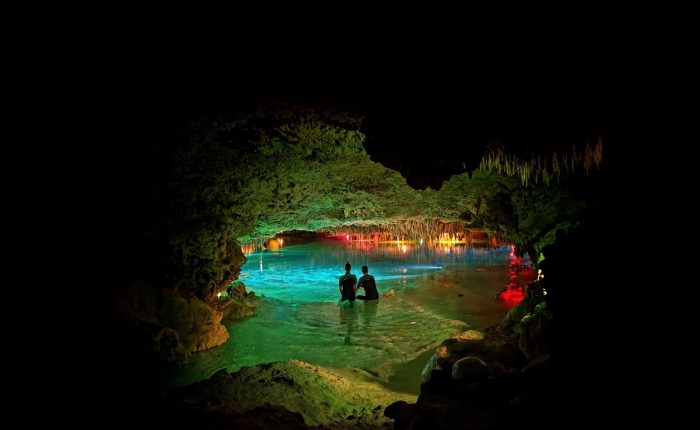 Visite d'un Cenote à Playa Del Carmen