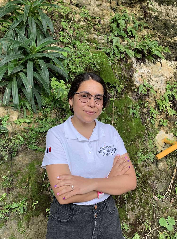 qui sommes nous ? Excursions Riviera Maya: Melissa
